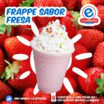 Mini Market La Estación - Frappe sabor fresa